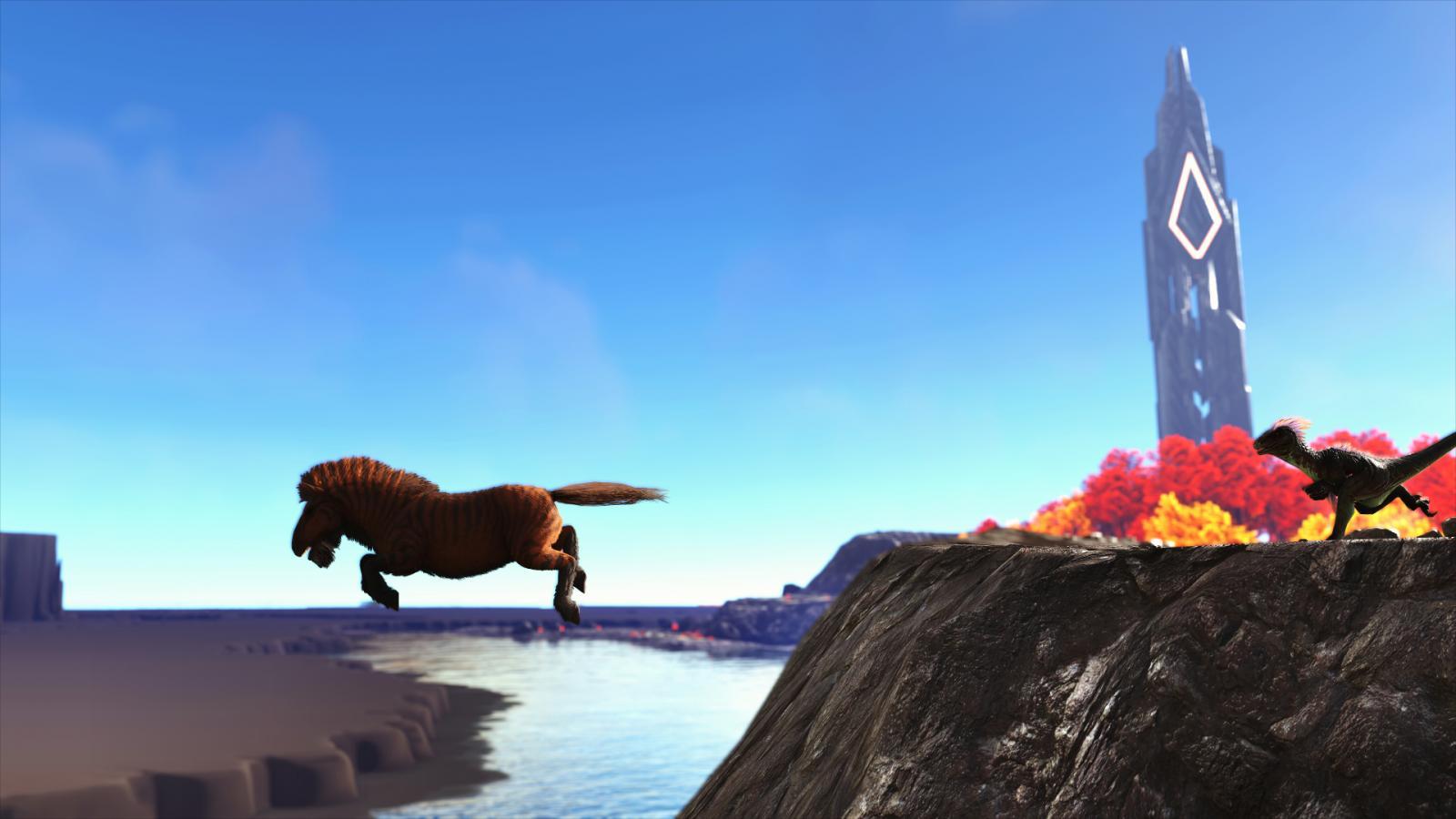 """Ark DLC: Update für """"The Center"""" bringt massive Erweiterung des Ozeans"""