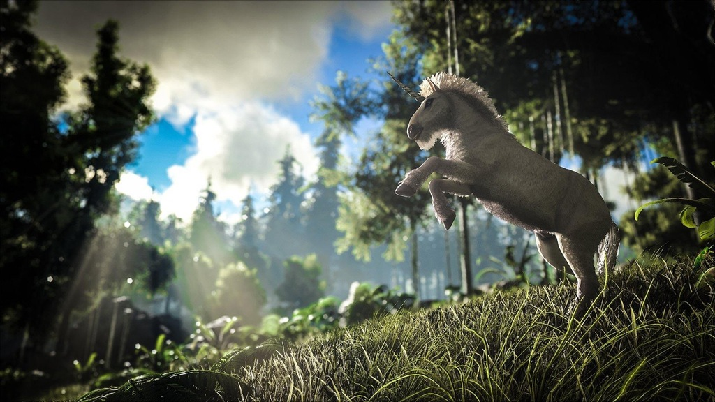 Ark PS4, Xbox One: Patch 1.17 ist da – Update bringt Oster-Event & Flyer-Nerf
