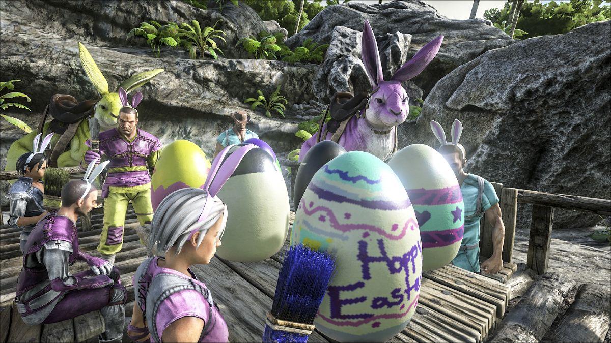 Oster Special – Ostern in Online-Spielen