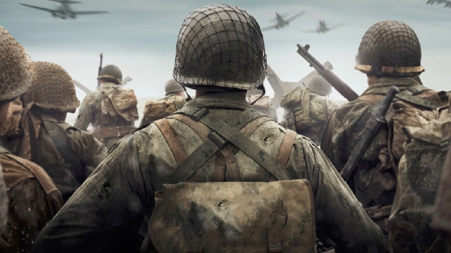 Call of Duty WW2: Kosmetische Waffenvarianten in Supply Drops