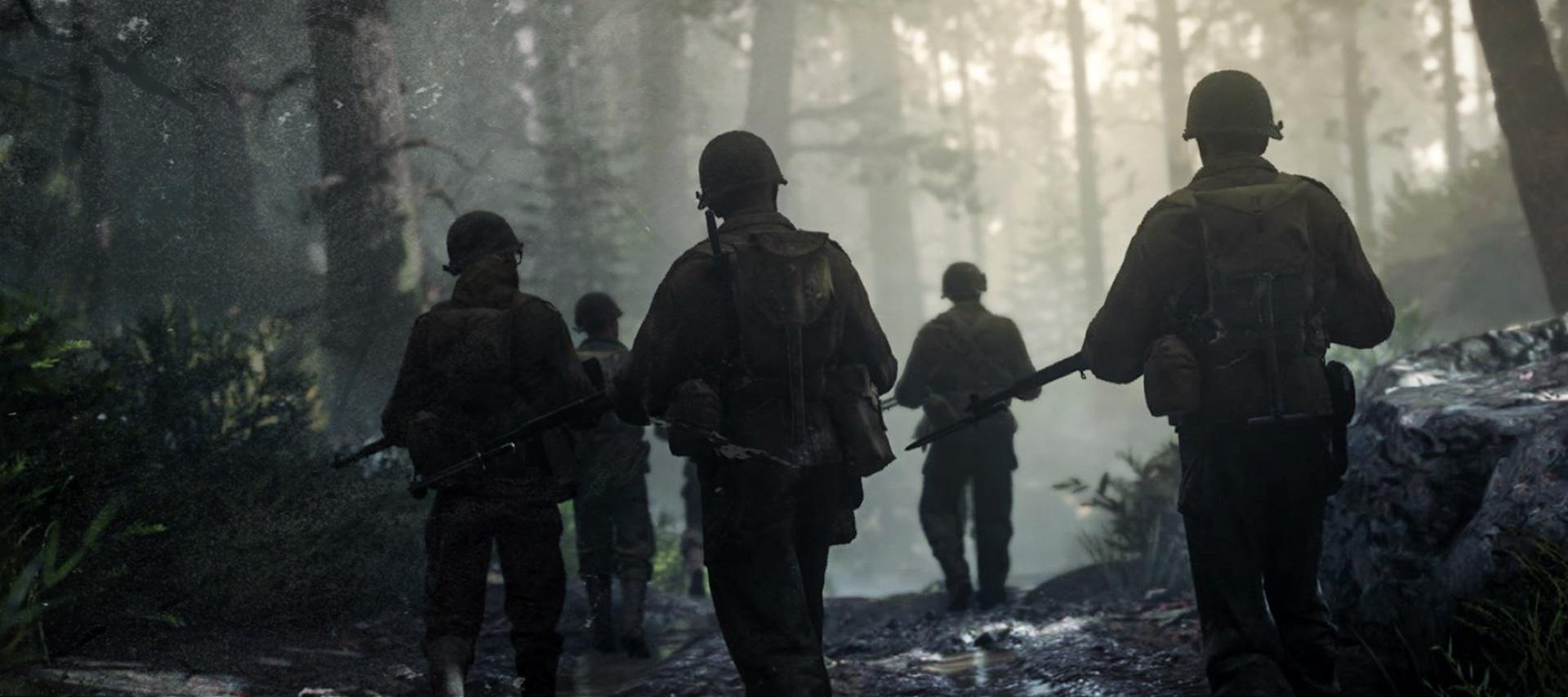 Call of Duty WW2 wird sozial – Das Hauptquartier als MMO-Raum
