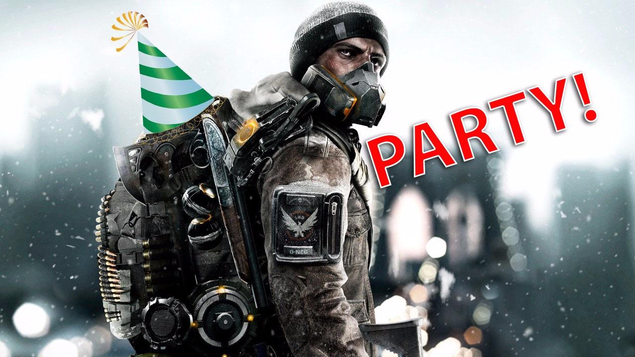 The Division: Diese Agenten wissen, wie man Party macht!