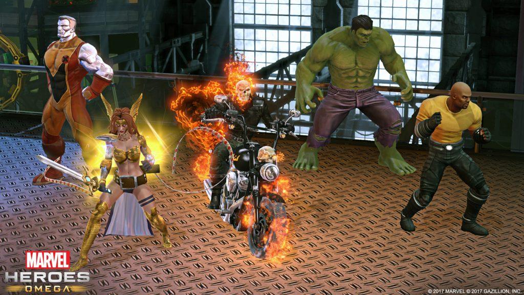 """Marvel Heroes ruft Event-Monat aus, schafft PvP ab """"Nicht mehr rettbar"""""""