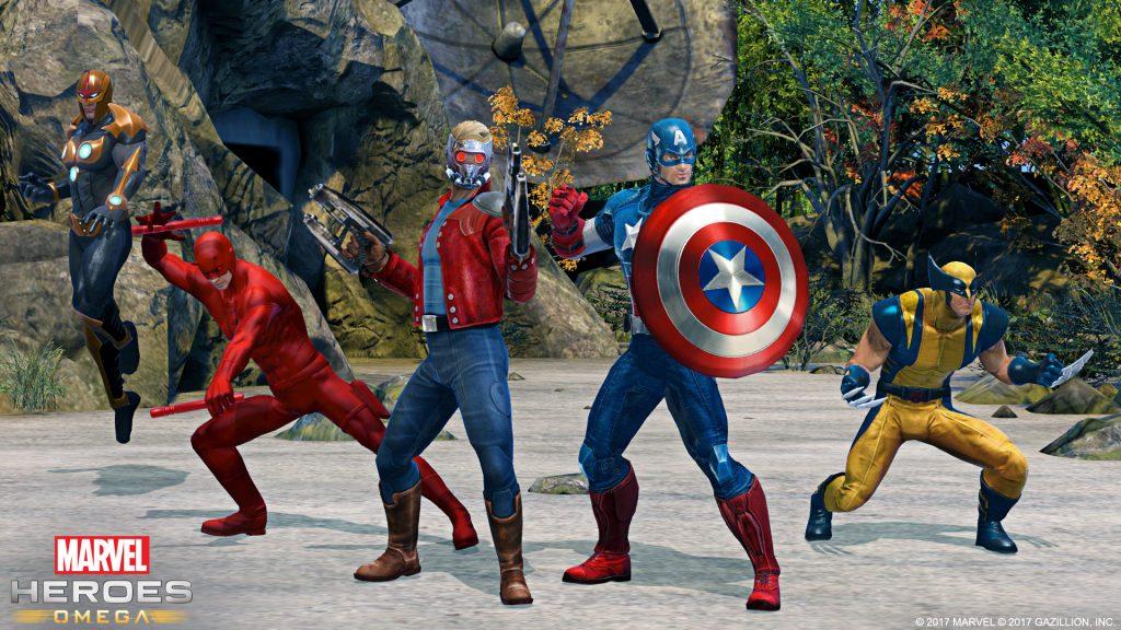 Marvel Heroes Omega PS4 öffnet für alle: Soft-Launch – Keine Wipes mehr