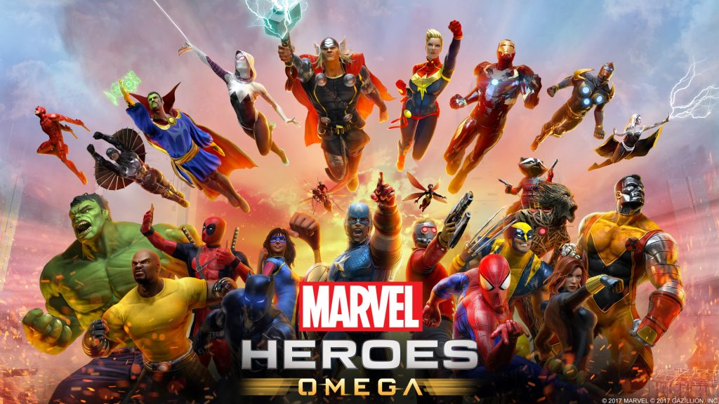 Marvel Heroes Omega: PS4 mit Couch-Coop – Beta-Start-Date bekannt