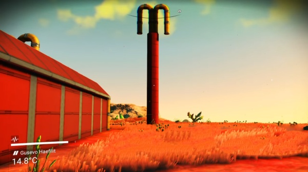 No Man's Sky: Restaurant am Ende des Universums ist ein McDonalds!