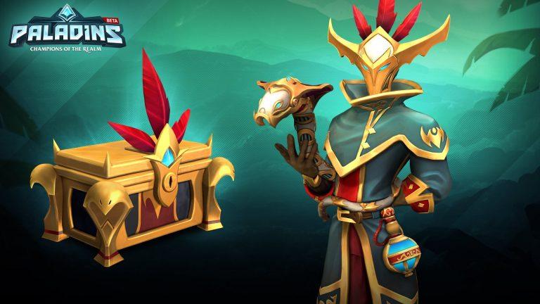 Paladins OB 46: Neuer Champion Lex - Fähigkeiten und Karten