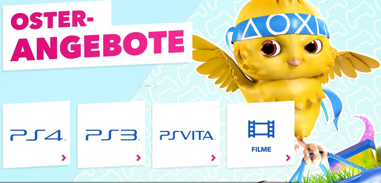 PlayStation Store Osterangebote – Satte Rabatte zu Overwatch, FIFA 17, GTA 5