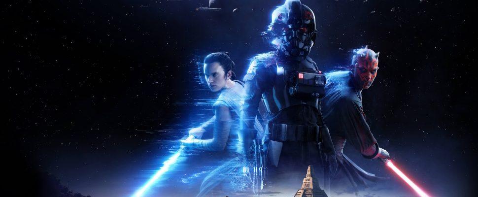 40 Stunden, um Darth Vader in Star Wars Battlefront 2 zu spielen?