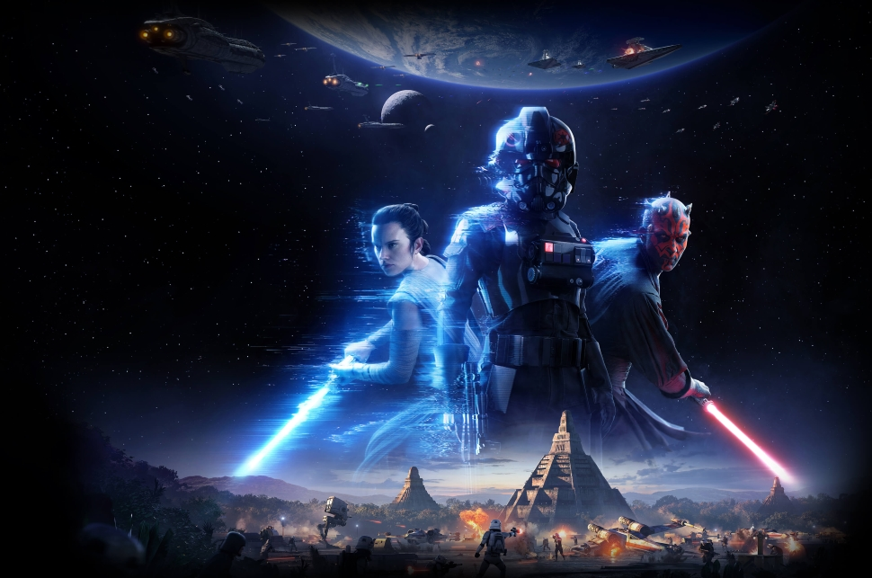 Star Wars Battlefront 2 Couch-Coop: Splitscreen für PS4 & Xbox One