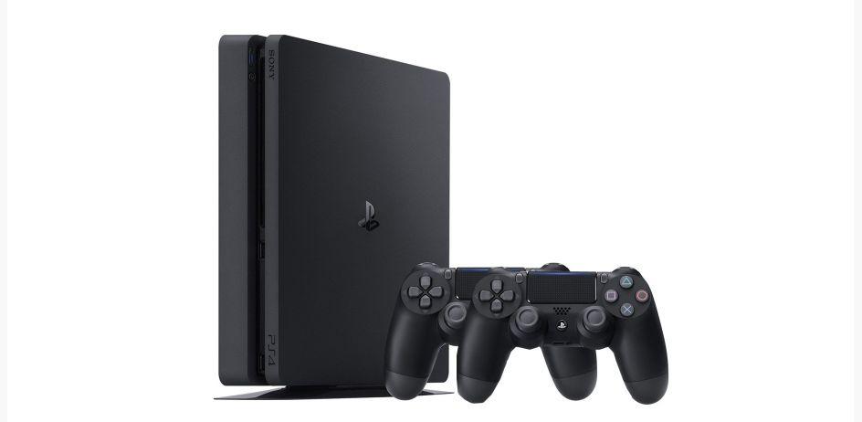 Saturn-Deal: PS4 Slim + 2. Controller + 2 Top-Spiele im Angebot