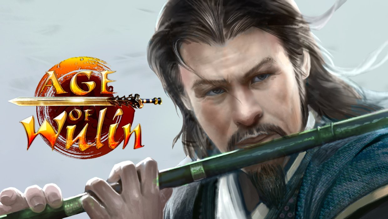 "Age of Wulin heißt bald ""Age of Wushu"" – Charaktere in Gefahr"