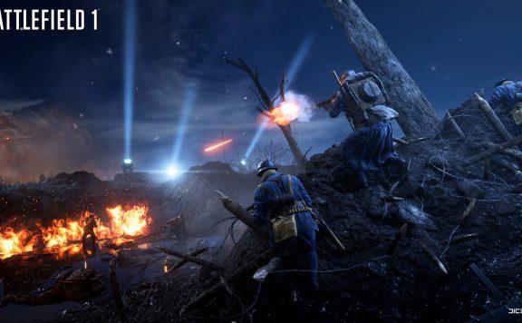 Battlefield 1 Nivelle-Nächte