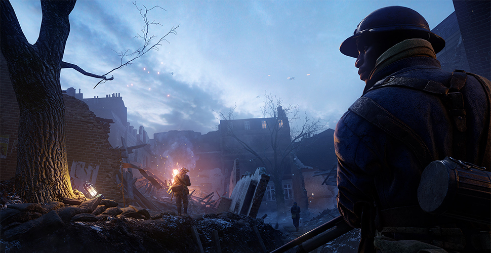"Battlefield 1: Russen im Spätsommer – DLC ""In The Name of The Tsar"""