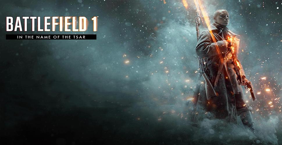 Battlefield 1: In The Name Of The Tsar bringt weibliche Soldaten