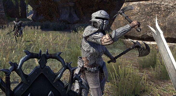 """The Elder Scrolls Online Morrowind """"Solospieler, fürchtet nicht das MMO!"""""""