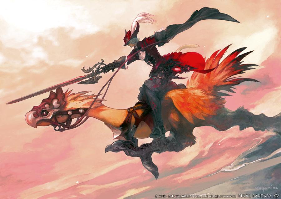 Final Fantasy XIV: Zelda ist schuld, dass in Stormblood alles anders wird