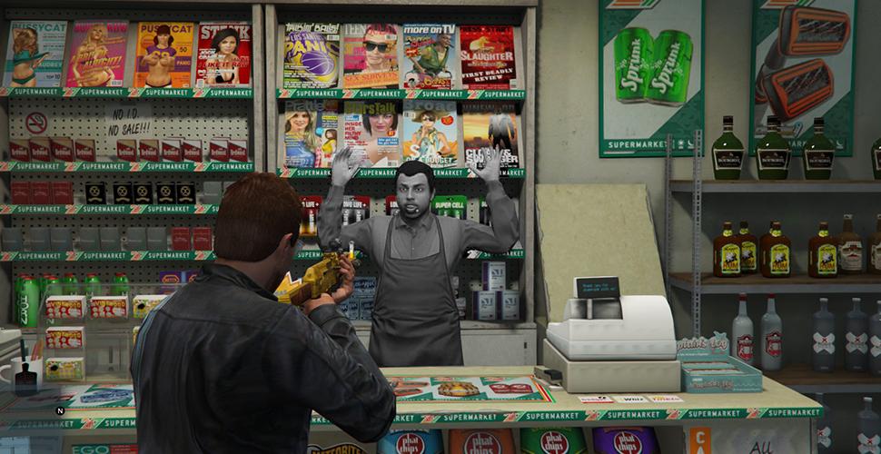 GTA 5 Online: Mysteriöses Verschwinden – Wo sind all die Kassierer hin?