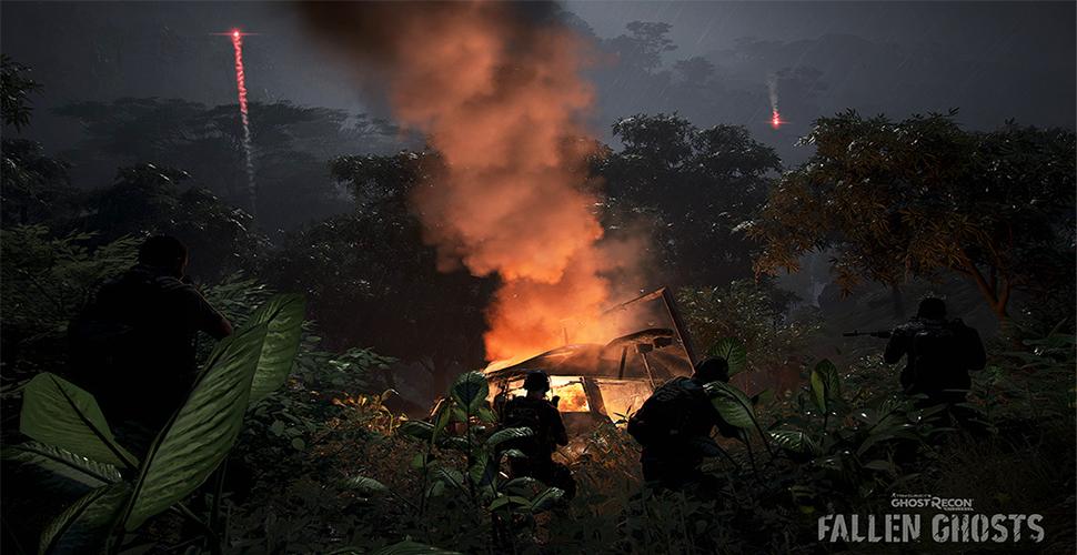 Ghost Recon Wildlands: Mai-DLC Fallen Ghosts bringt 15 neue Missionen!