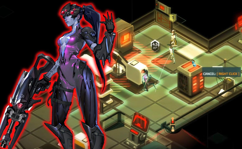 Overwatch: Sombra und Widowmaker rocken auch rundenbasiert