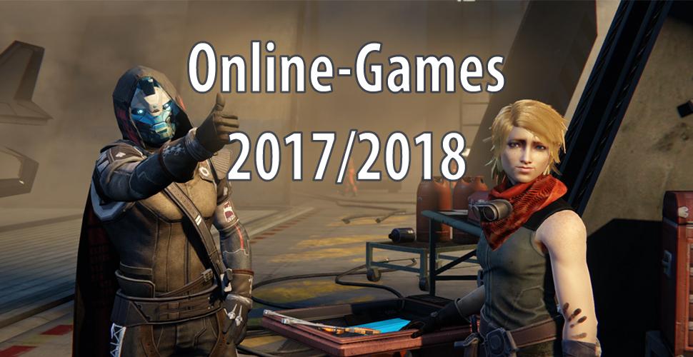 MMO Releases 2017: Neuerscheinungen bei Online-Spielen