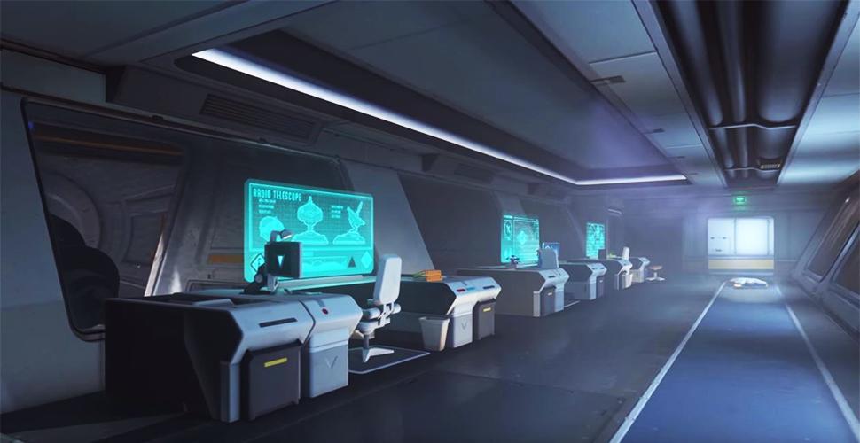 Overwatch: Neue Map Mondkolonie Horizon jetzt spielbar (auf dem PTR)