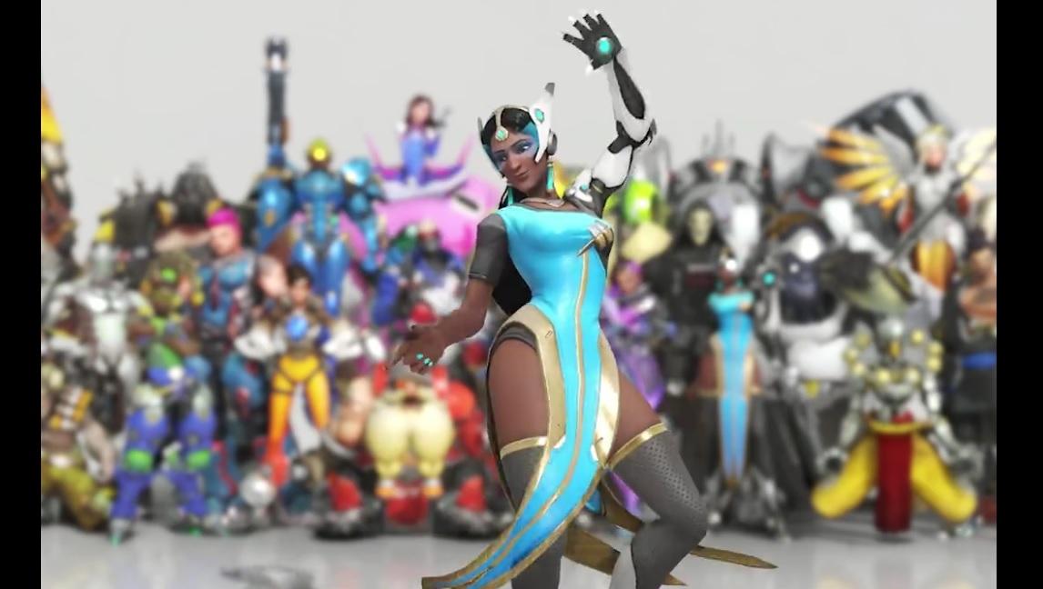 Overwatch: Hart am abtanzen – Dance-Emotes für die Helden