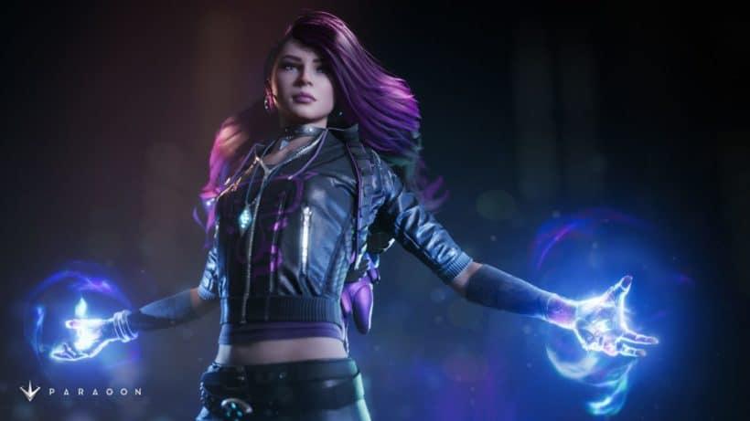 Paragon: Neue Heldin Phase steht auf Undercuts & Teamwork