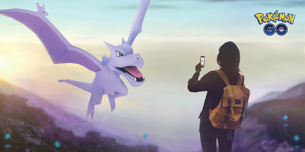 Pokémon GO: Gestein-Event steht an! – Das bringt die Abenteuerwoche