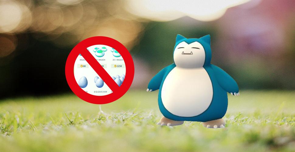 Pokémon GO: Cheater gucken ins Leere – Keine Gegenstände im Shop