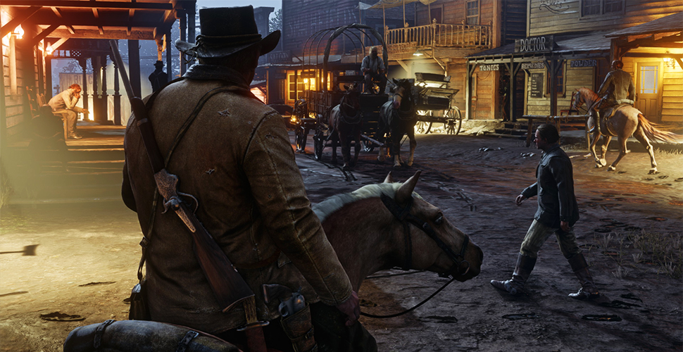 Red Dead Redemption 2: Release-Datum? Frühestens April 2018
