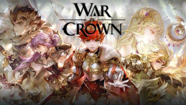 War of Crown: Neues Taktik-RPG wie Ogre Battle live auf Mobile – PvP
