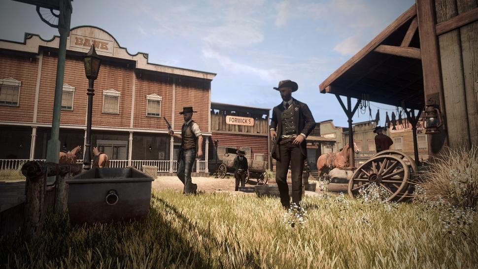 Wild West Online: Zocken im Saloon – Glücksspiel zum Launch dabei