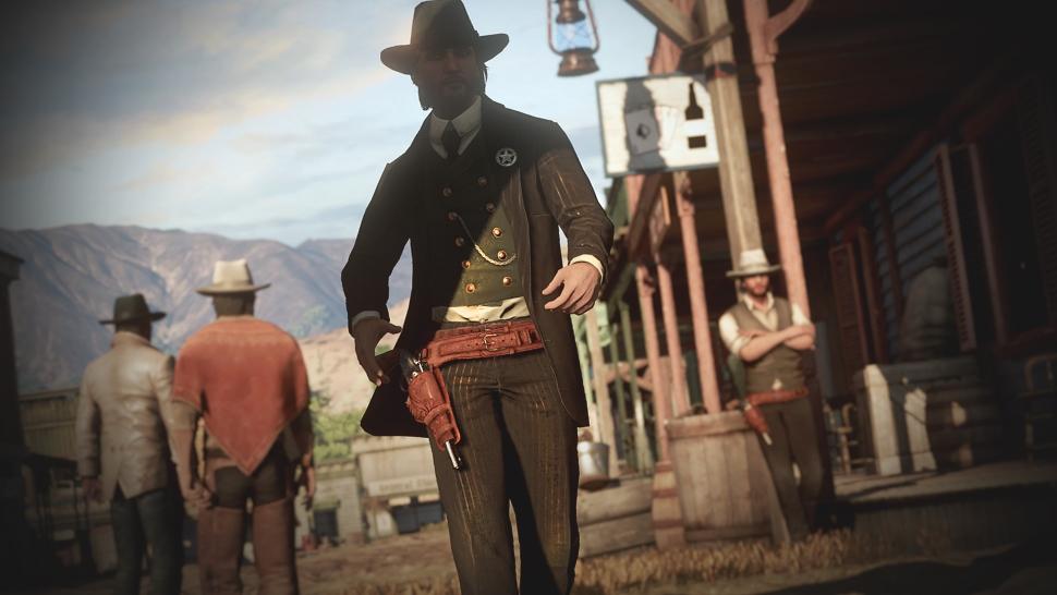 Wild West Online hat bald Release, weit vor Red Dead Redemption 2