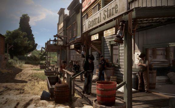 Wild West Online neu