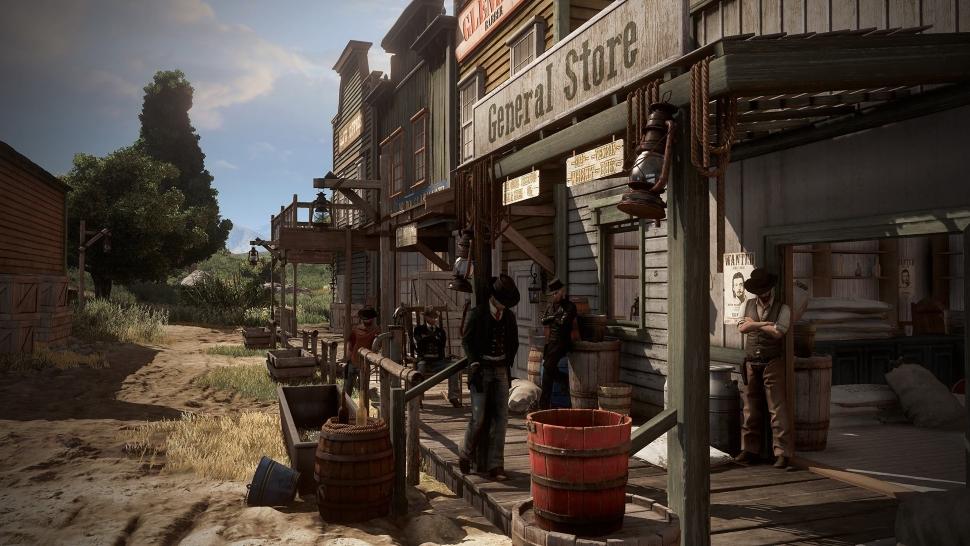 Wild West Online: Die Welt wird größer als in GTA 5