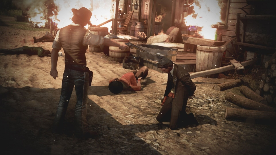 Wild West Online: Jubelnde Cowboys – Hype sichert Finanzierung