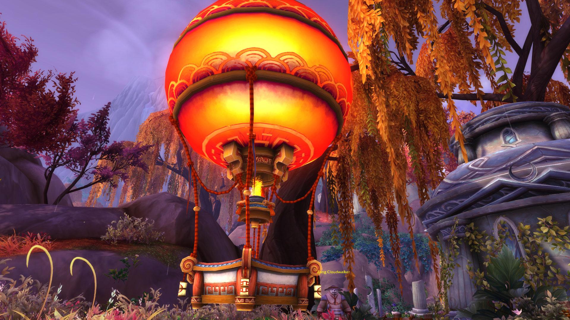 WoW: Das Frühlingsballonfest – Eine Ballonfahrt quer durch Azeroth!