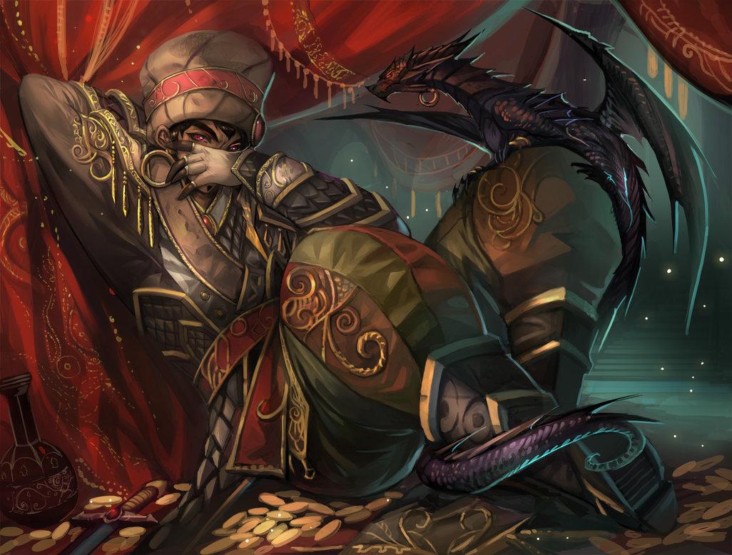 WoW Black Prince Wrathion