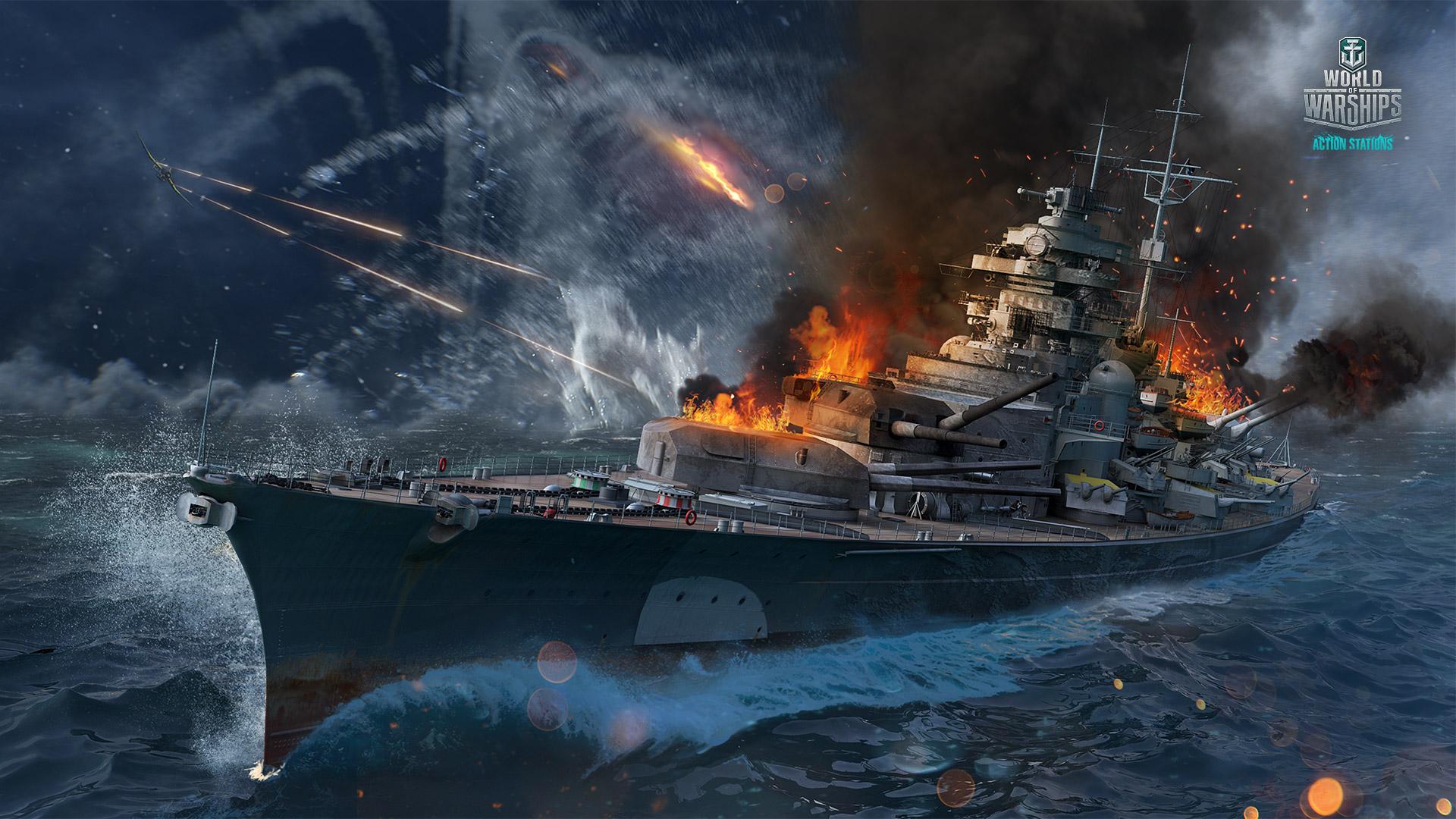 World of Warships kommt auf Steam, die Sache hat aber einen Haken!