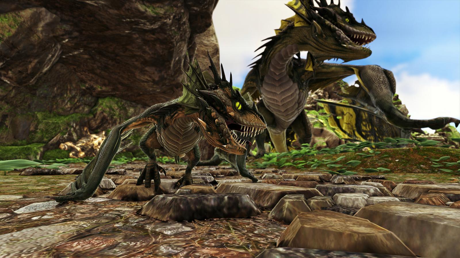 ARK: Xbox One Update kommt heute, Ragnarok am Mittwoch