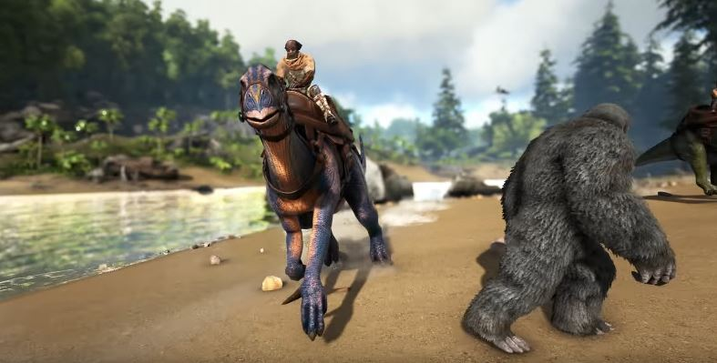 Ark Update 1.21 – PS4-Spieler können wieder in Deutsch spielen