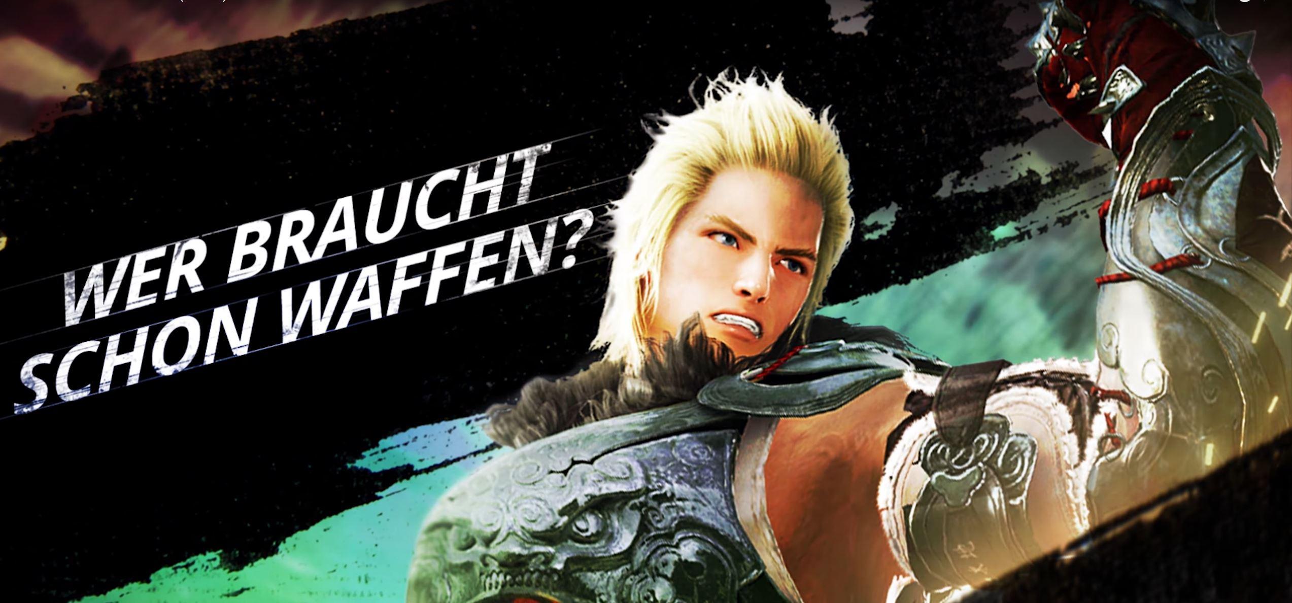 """Black Desert: Kung-Fu-Mönch """"Streiter"""" kommt noch im Mai nach Europa"""