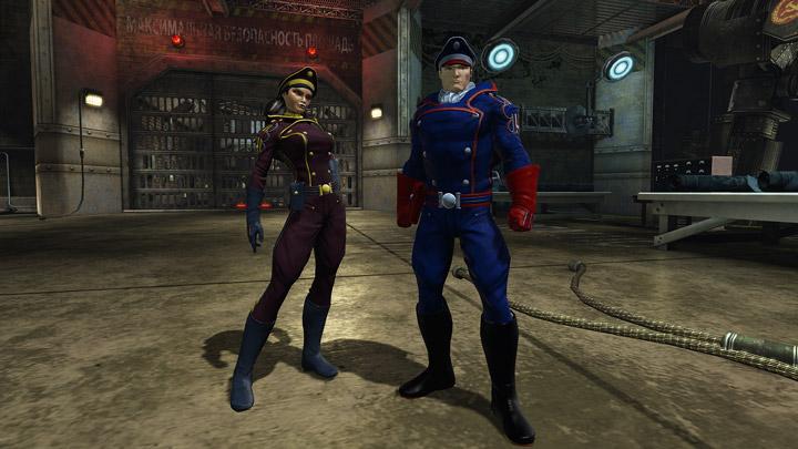 DC Universe Online – Age of Justice spielt im Zweiten Weltkrieg