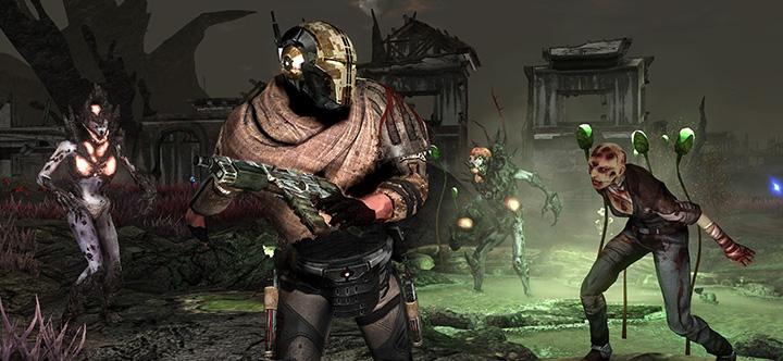 Defiance: SciFi-MMO-Shooter lebt noch – Seuchen-Event, neue Waffen