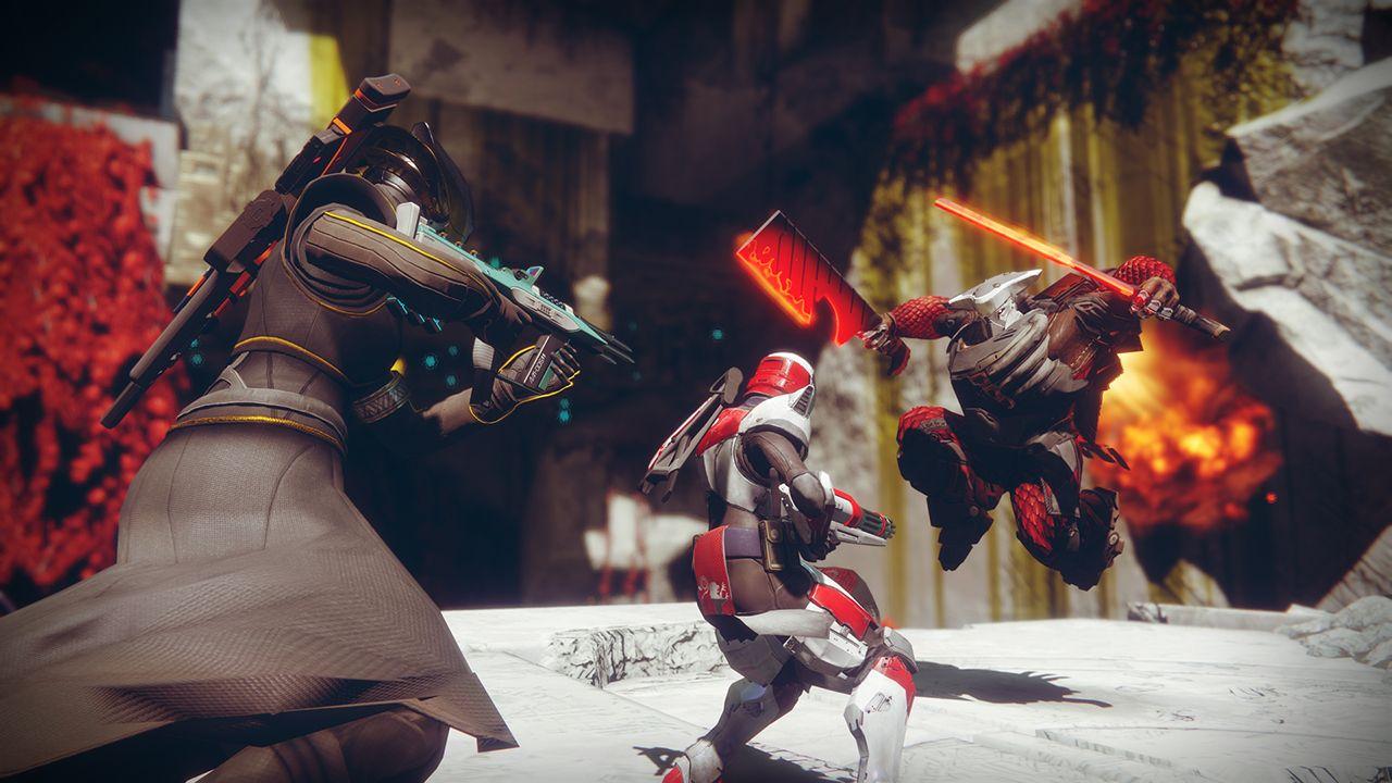 Destiny 2 – Inverted Spire: Der beste Strike bislang? – Gameplay