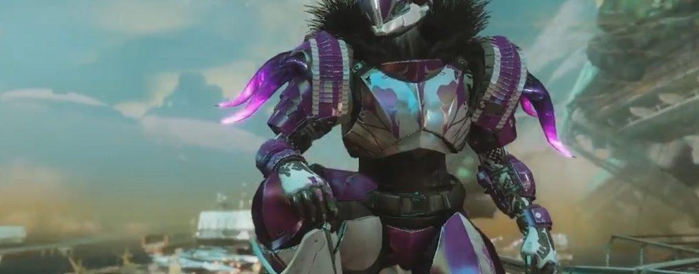 Destiny 2: Exotische Rüstungen und grundlegende Gear-Stat-Änderungen