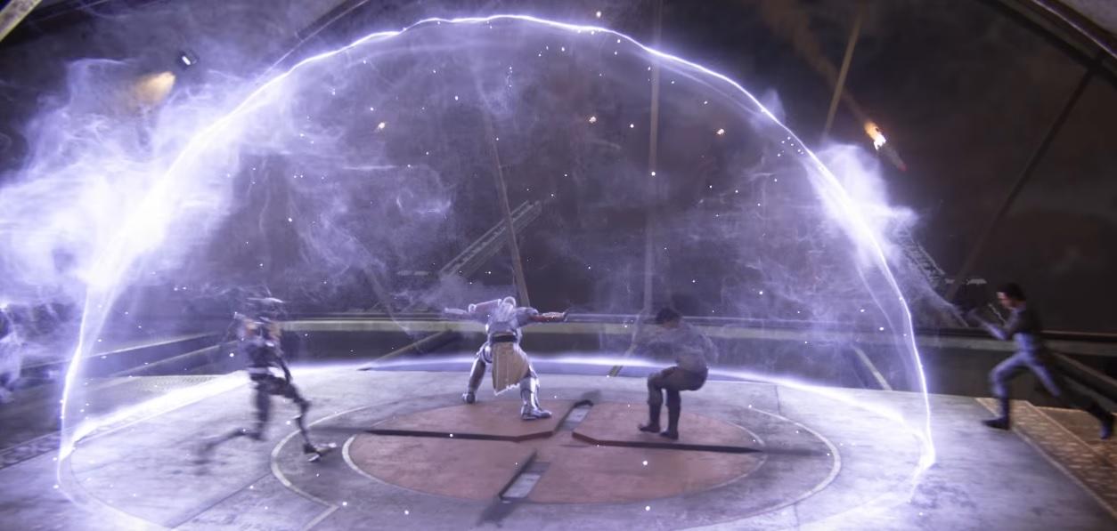In Destiny 2 bekommt der Bubble-Titan seine alte Macht zurück – Hüter rasten aus
