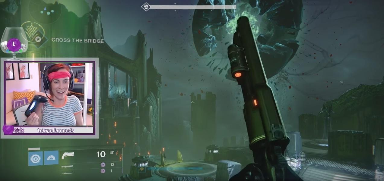 Destiny: Mit verbundenen Augen durch den Abgrund! – Videos der Woche