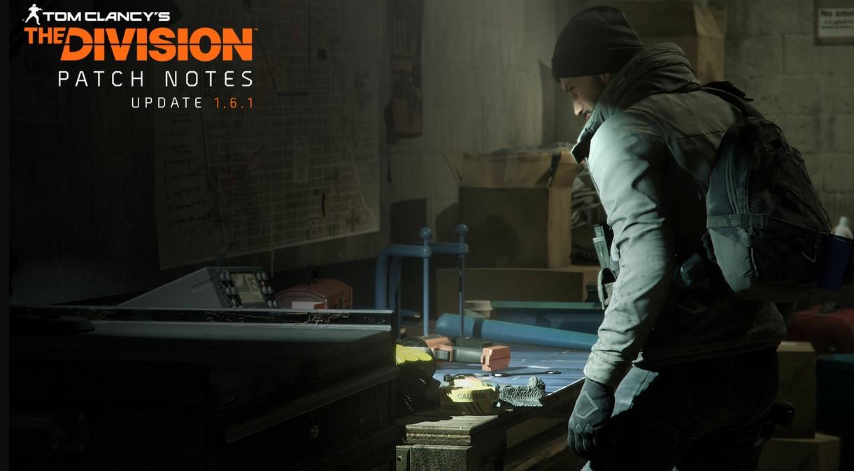 The Division Update 1.6.1: Patch-Notes für PS4, Xbox One, PC – Deutsch